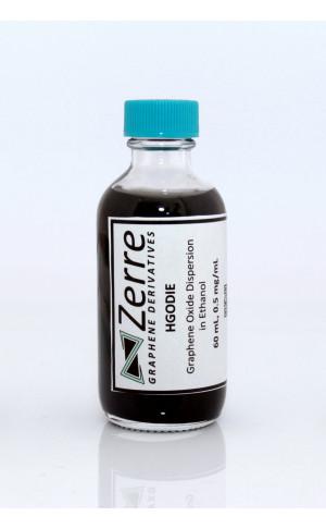 HGODIE - Etanol İçinde Grafen Oksit Dispersiyonu 60mL 0.5mg/mL