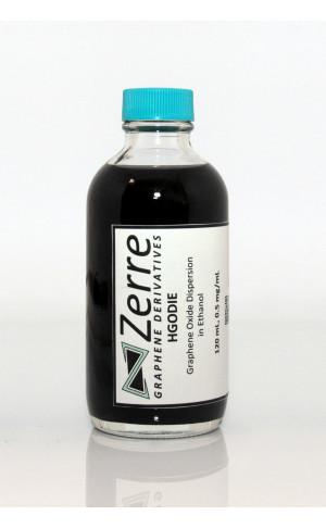 HGODIE - Etanol İçinde Grafen Oksit Dispersiyonu 120mL 0.5mg/mL
