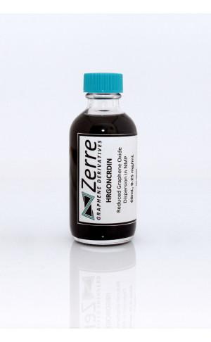 HRGONCRDIN - NMP İçinde Kimyasal İndirgenmiş Grafen Oksit Dispersiyou 60mL 0.25mg/mL