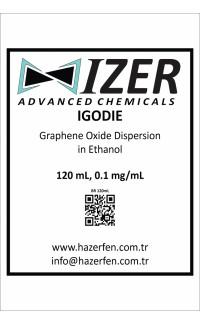 IGODIE - Etanol İçinde Grafen Oksit Dispersiyonu 120mL 0.1mg/mL