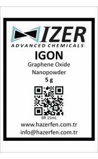 IGON - Grafen Oksit Nanotoz 5g