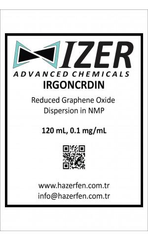 IRGONCRDIN - NMP İçinde Kimyasal İndirgenmiş Grafen Oksit Dispersiyou 120mL 0.1mg/mL