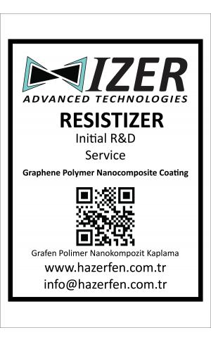Grafen Polimer Nanokompozit Kaplama Korozyon Direnci Başlangıç Arge Hizmeti