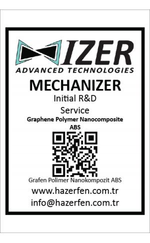 Grafen Polimer Nanokompozit Mekanik Dayanım Başlangıç ARGE Hizmeti